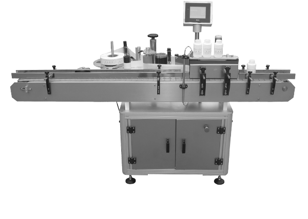 Picture of Adhesive Labeling Machine